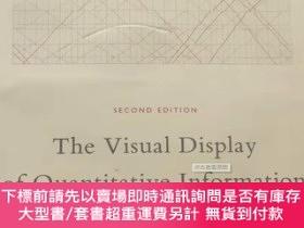 二手書博民逛書店the罕見visual display of quantitative information second ed