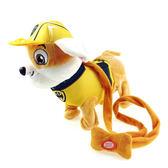 汪汪隊毛絨兒童電動狗狗泰迪牽繩狗巡邏隊會唱歌小男孩女孩玩具igo     西城故事