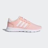 Adidas Cloudfoam QT Racer W [DB0270] 女鞋 運動 休閒 舒適 緩震 愛迪達 粉紅