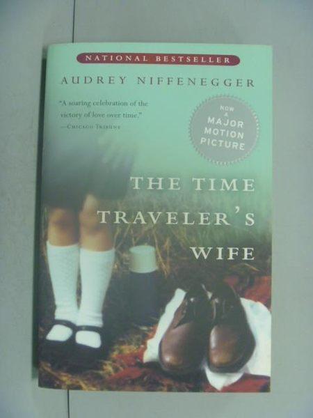 【書寶二手書T7/原文小說_LEL】The Time Traveler's Wife_Andrey Niffe