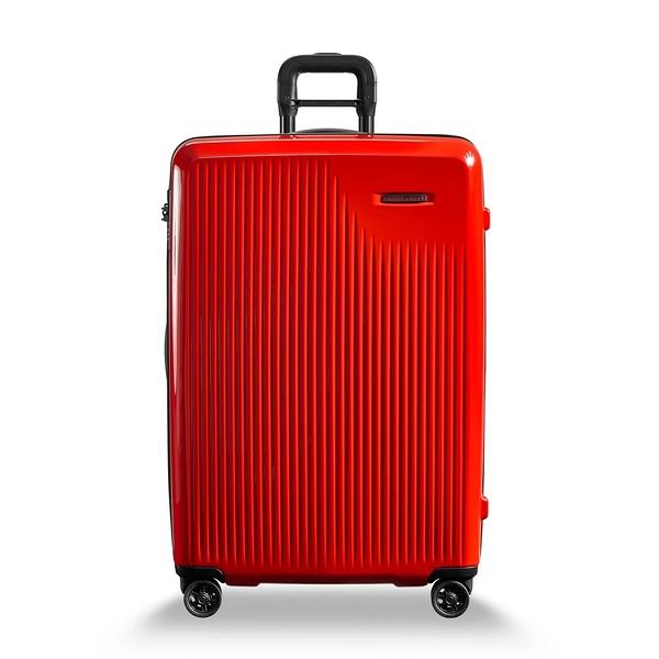 【終身保固BRIGGS & RILEY】SYMPATICO 30吋硬殼可擴充四輪行李箱(四色可選)