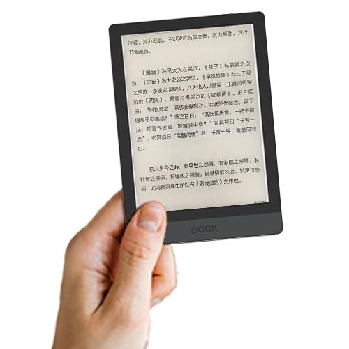【ONYX文石 BOOX Poke 3】6.0吋電子書閱讀器(贈書套)【全新現貨】