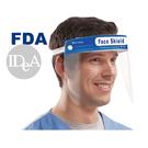IDEA 現貨 防護面罩 防噴罩 面罩 防護 防護罩 透明PET 防疫 不起霧 FDA 診所 牙