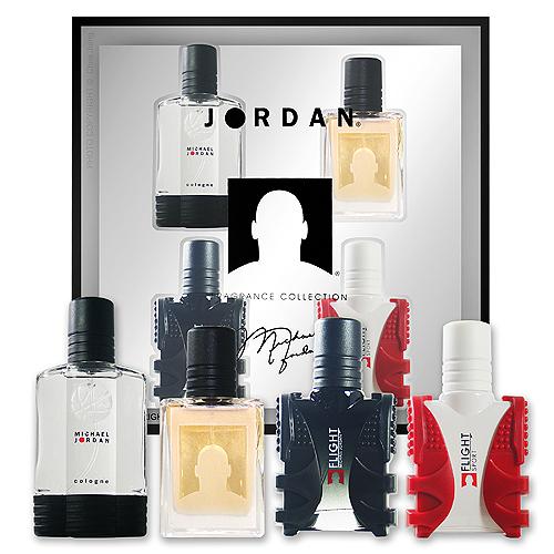 【Michael Jordan】麥可喬丹 限量 男小香組 15ml*4 (同名/傳奇/夢想起飛/飛向巔峰)