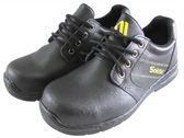 『雙惠鞋櫃』◆Soletec ◆ 綁帶款 堅硬安全舒適 皮革安全鞋/工作鞋 ◆台灣製造◆ (SF-1615) 黑