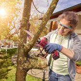 鋰電往復鋸電動充電式電鋸家用多功能馬刀鋸小型木工手提伐木鋸子YS-新年聚優惠