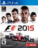 PS4 一級方程式賽車 2015(美版代購)