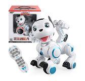 遙控電動小狗汪汪智能犬走路會唱歌電子機器狗旺旺隊仿真的玩具狗  米蘭shoe