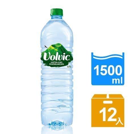 【免運/聯新貨運】富維克天然礦泉水1500ml(12瓶/箱)【合迷雅好物超級商城】