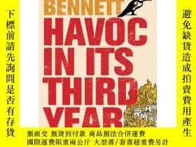 二手書博民逛書店Havoc,罕見in Its Third YearY12620