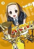 K-ON!輕音部(03)【城邦讀書花園】