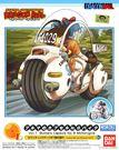組裝模型 七龍珠載具收藏集 Vol.1 布瑪的萬能膠囊 No.9 摩托車 玩具e哥