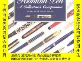 二手書博民逛書店The罕見Fountain Pen-自來水筆Y436638 Ewing A Running Press, 19