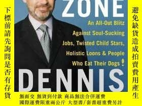 二手書博民逛書店The罕見Rant Zone: An All-Out Blitz Against Soul-Sucking Job