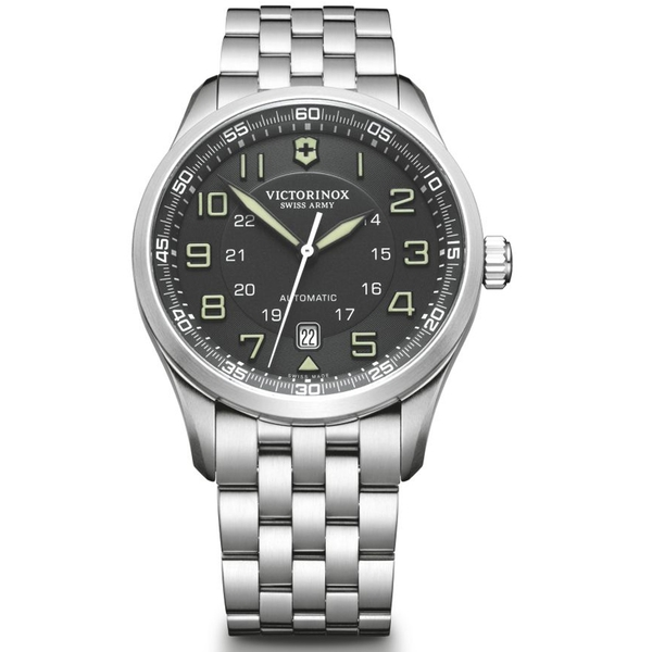 VICTORINOX SWISS ARMY瑞士維氏AirBoss機械腕錶  VISA-241508