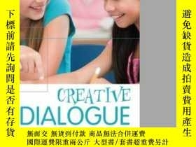 二手書博民逛書店Creative罕見Dialogue: Talk For Thi