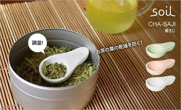 《齊洛瓦鄉村風雜貨》日本zakka soil 天然乾燥劑 矽藻土 矽珪土天然防潮匙 可重複使用 茶匙/量匙