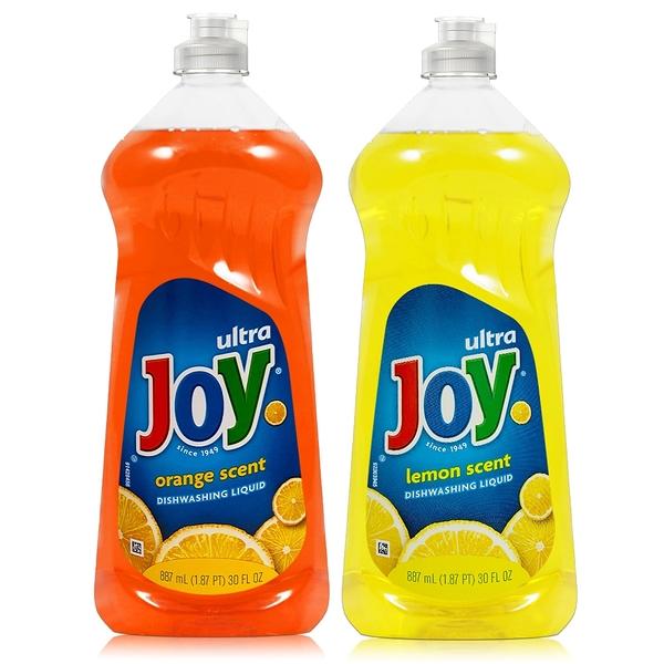 [2入]美國 JOY濃縮洗碗精(柑橘/檸檬)-30oz