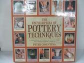 【書寶二手書T7/藝術_KJL】Encyclopedia of Pottery Techniques_PETER COSENTINO