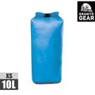 Granite Gear 175287 30D eVent Sil DrySack 輕量防水收納袋(10L) / 城市綠洲 (沙灘戲水、出國旅行、平日收納)