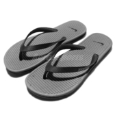 Nike 拖鞋 Solarsoft Thong II 2 人字拖 夾腳拖 黑灰 男鞋 女鞋 【PUMP306】 488160-090