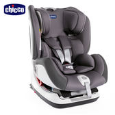 【加碼送保護墊】chicco-Seat up 012 Isofix安全汽座-大理灰