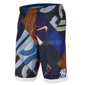 Nike 短褲 Elite KD Bsktbl Shorts 男款 精英 籃球 運動褲 球褲 訓練 杜蘭特 塗鴉 【PUMP306】 AT3184-495