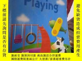 二手書博民逛書店Playing罕見Together -PlayingY15389