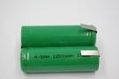 全館免運費【電池天地】2NH-4/ 5AA 1200mah 2.4V 鎳氫充電電池 工業用電池.特殊電池(刮鬍刀.電剪用電池)