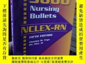 二手書博民逛書店Frye s罕見3000 Nursing Bullets NCL