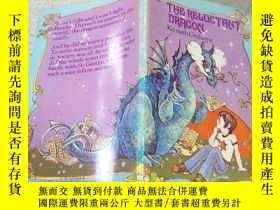 二手書博民逛書店the罕見reluctant dragon不情願的龍Y200392