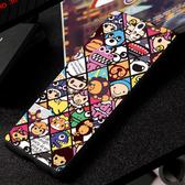 SONY Xperia C5 Ultra E5553 手機殼 軟殼 保護套 潮流格子