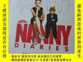 二手書博民逛書店The罕見Nanny Diaries 保姆日記Y292349 E