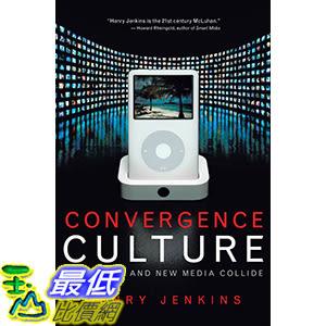 [106美國直購] 2017美國暢銷軟體 Convergence Culture: Where Old and New Media Collide