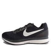Nike Air Zoom Pegasus 34 [880555-001] 男鞋 慢跑 運動 休閒 黑 白