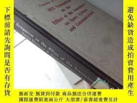 二手書博民逛書店1975罕見Symposium on the Effect of