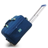 旅行行李袋-防水牛津布手提摺疊拉桿包4色73b16[時尚巴黎]