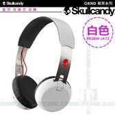 《飛翔3C》Skullcandy 骷顱糖 SGRID 葛萊系列 藍芽耳罩式耳機 白色 S5GBW-J472〔公司貨〕