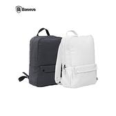 【BASEUS 倍思】Let s go 雙肩電腦包-13吋|筆電包 公務包 商務包 電腦包 後背包 雙肩背