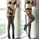 蝶情魅力蕾絲吊帶連褲網襪【滿千88折】快速出貨
