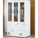 書櫃 書櫥 PK-477-45 紫羅蘭4...