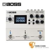 Boss DD-500 數位延遲效果器【DD500/Digital Delay】