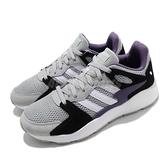 【六折特賣】adidas 休閒鞋 Crazychaos 灰 紫 老爹鞋 男鞋 復古 愛迪達 【ACS】 FX3541