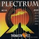 【缺貨】Thomastik Infeld 奧地利手工 民謠吉他弦 (Plectrum系列: AC110 (10-41) 民謠吉他弦【AC-110】