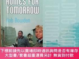 二手書博民逛書店Building罕見Homes for Tomorrow (Development Without Damage)