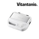 Vitantonio 鬆餅機VWH-500 白色 可定時 自動斷電 內附帕尼尼 方格 烤盤