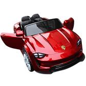 兒童童電動車四輪1-3帶遙控小孩4-5歲汽車女孩男孩寶寶玩具可坐人MJBL 快速出貨
