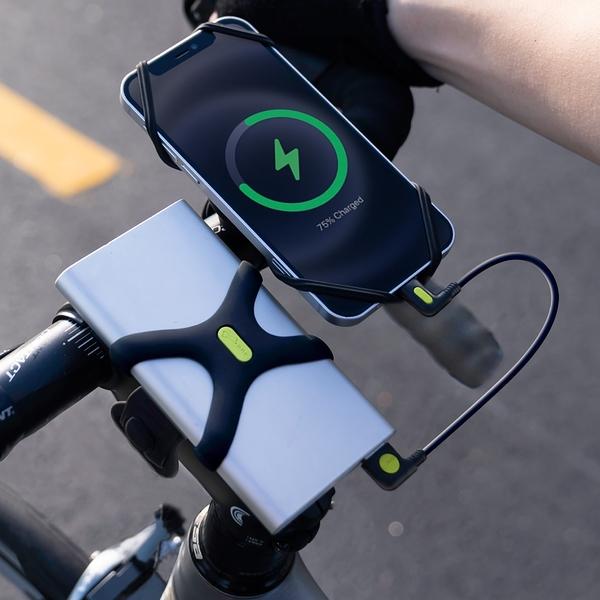 BONE - 自行車手機充電套組 USB-C / USB-A