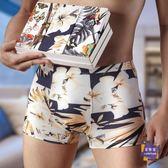 內褲 夏季新款冰絲內褲男青年舒適透氣大碼平角褲男生棉質中腰四角褲頭 多色L-4XL