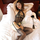 愛琴海女郎網狀貓裝